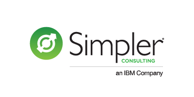 2020 Gold Sponsor - Simpler Consulting (An IBM Company)