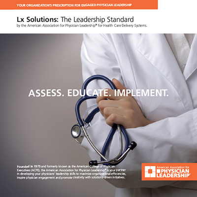 Lx Solutions: The Leadership Standard