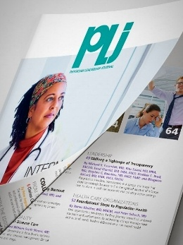 Physician Leadership Journal