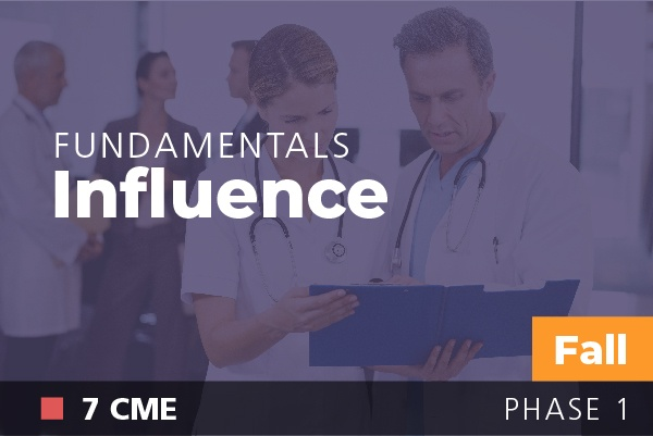 Fundamentals of Physician Leadership: Influence at AAPL Fall Institute 2018