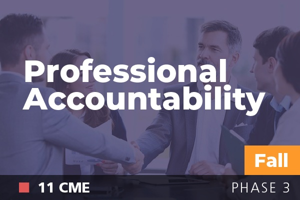 Professional Accountability at AAPL Fall Institute 2018