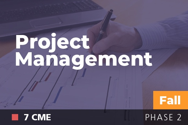 Project Management at AAPL Fall Institute 2018