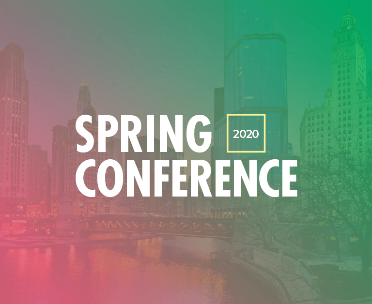 Spring Conference 2020.2020 Spring Conference Annual Meeting American