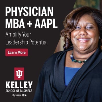Physician MBA + AAPL: Amplify Your Leadership Potential