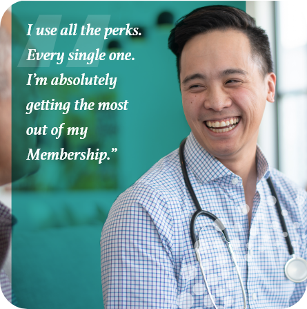 I use all the perks. Every single one. I'm absolutely getting the most out of my Membership.