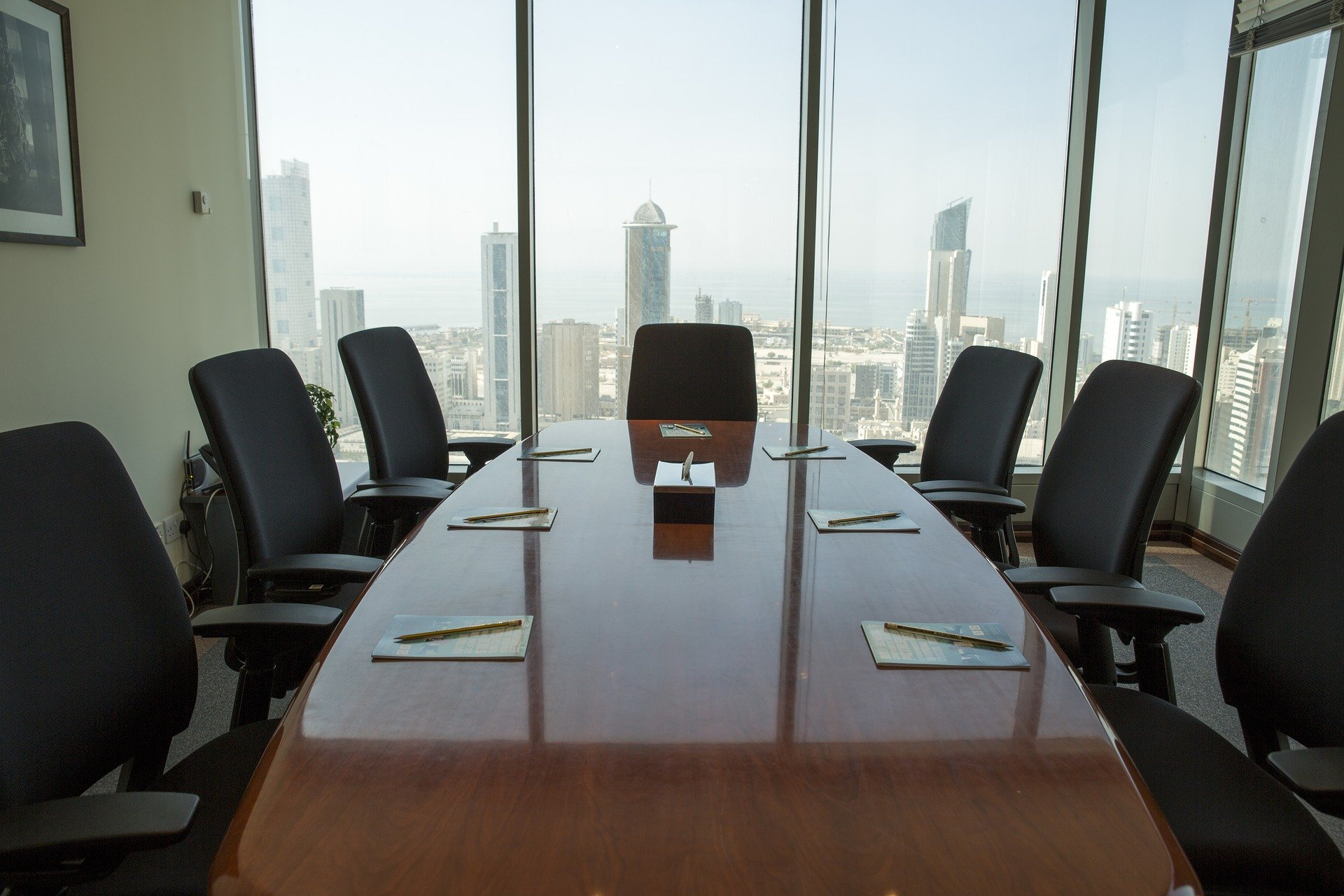A Seat at the Table: Serving on a Board of Directors [Transcript]