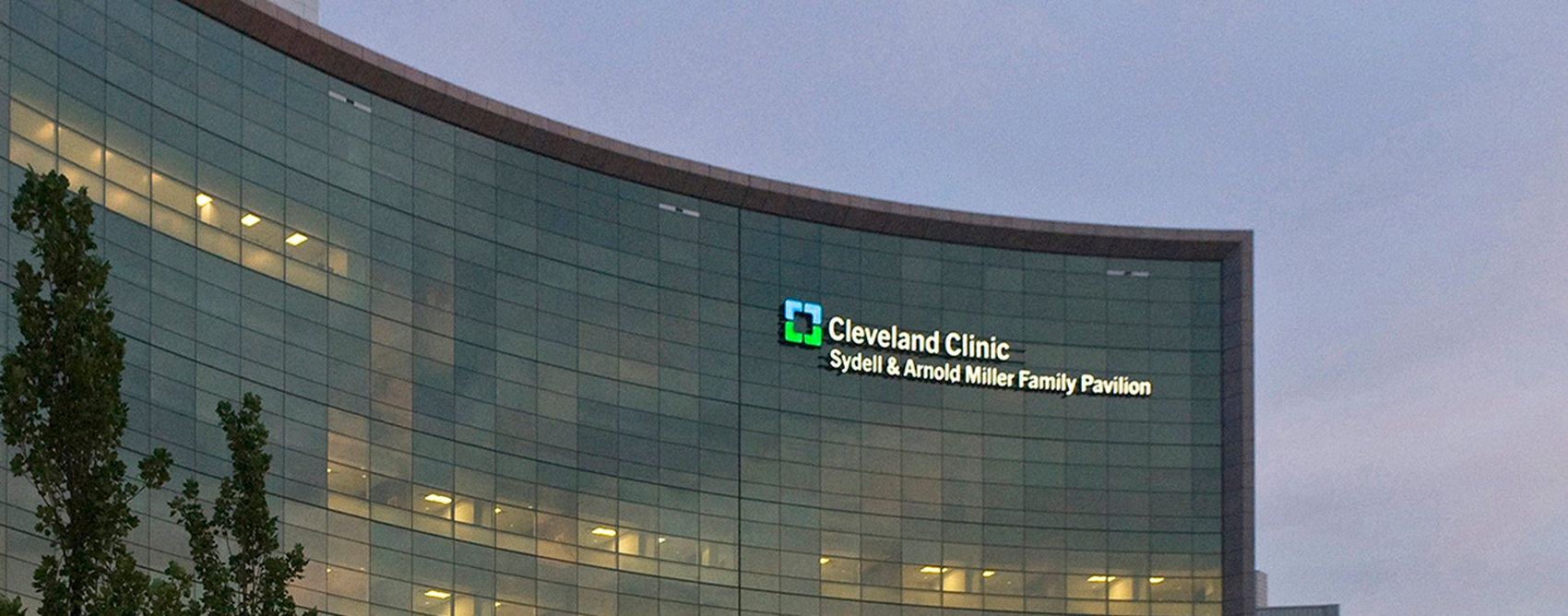 Cleveland Clinic banner