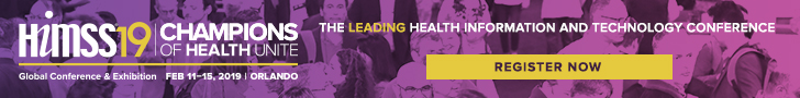 HIMSS Conference - Banner Ad