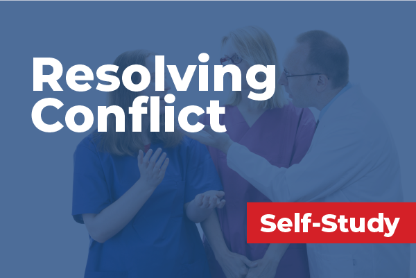 Resolving Conflict