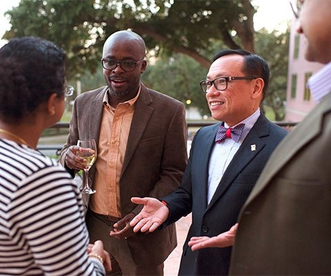 Network at the Fall Institute